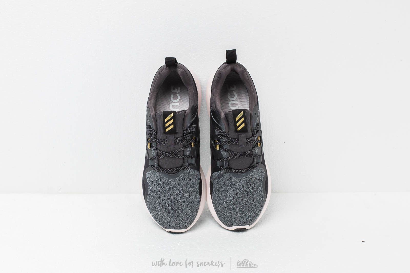 adidas Edgebounce W Core Black  Core Black  Orctin at a great price £80 c2c8f8657