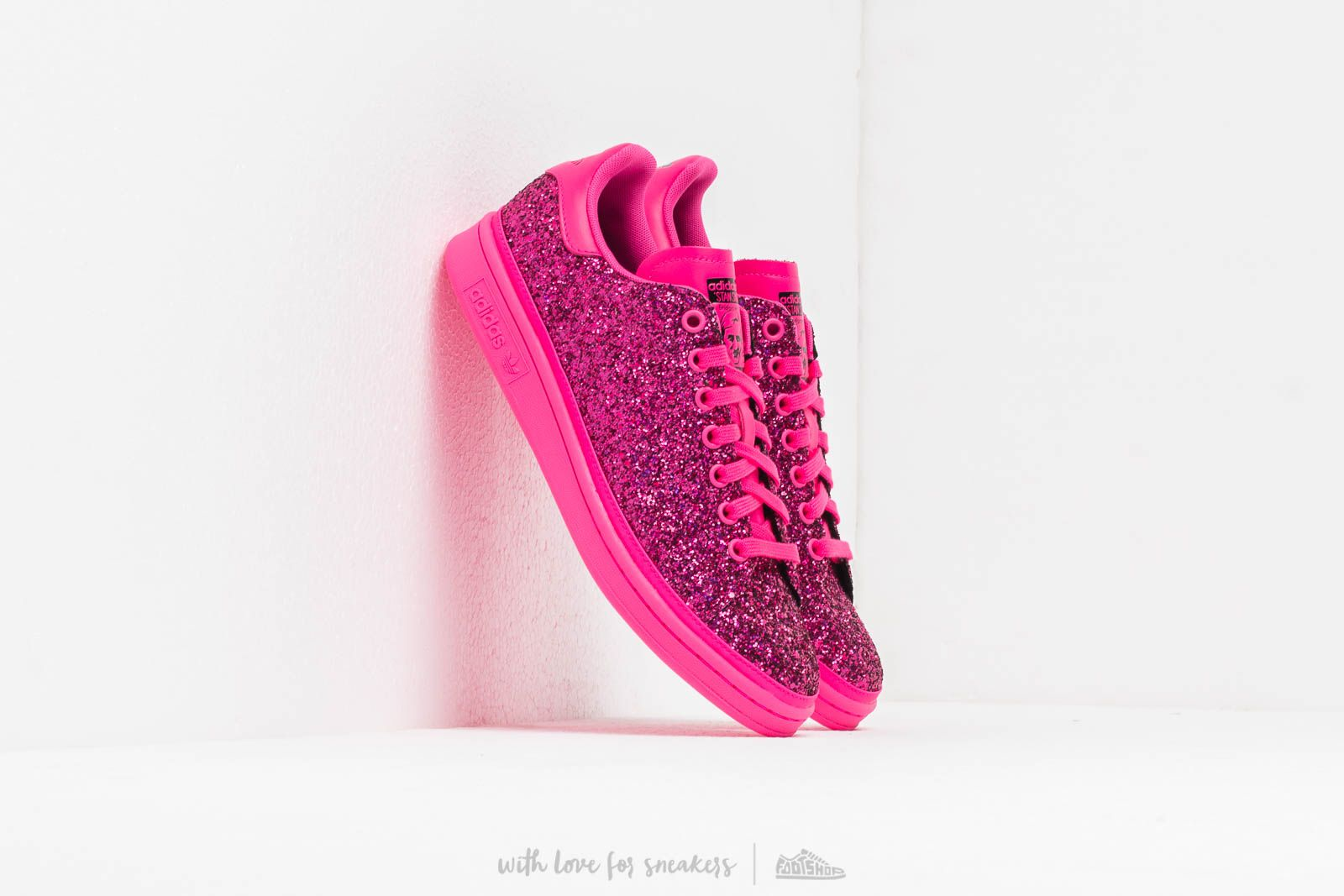 adidas Stan Smith W Shopnk/ Shopnk/ Cpurpl at a great price $133 buy at Footshop
