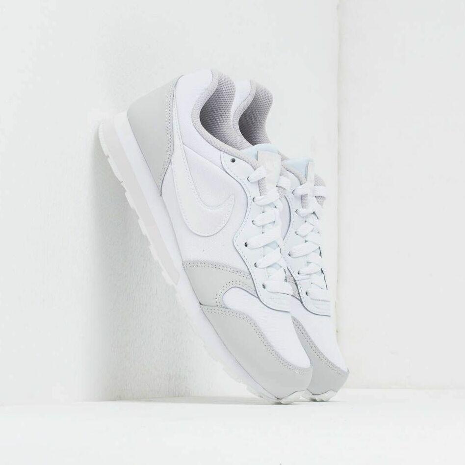 Nike Md Runner 2 (GS) White/ White-Vast Grey EUR 38