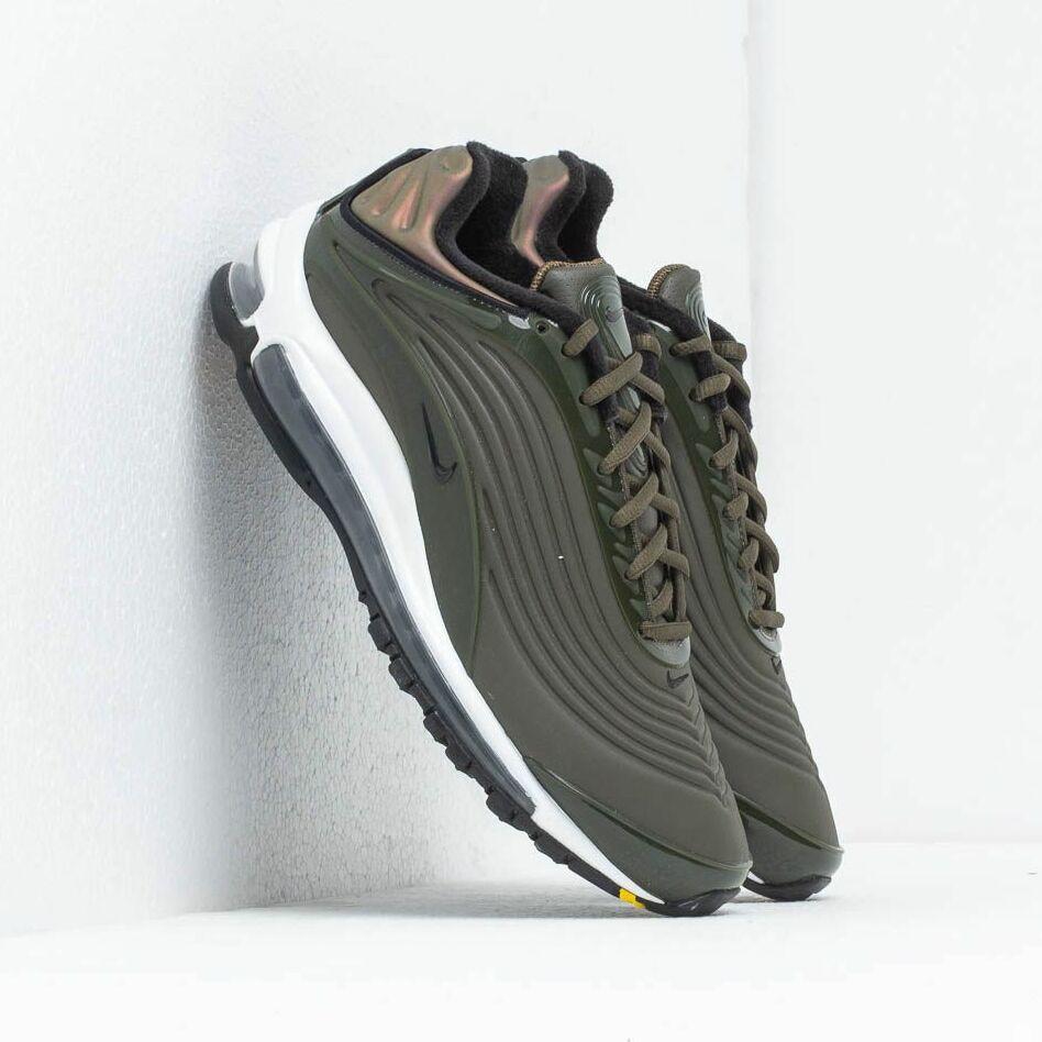 Nike Air Max Deluxe Se Cargo Khaki/ Black-Amarillo-White EUR 43