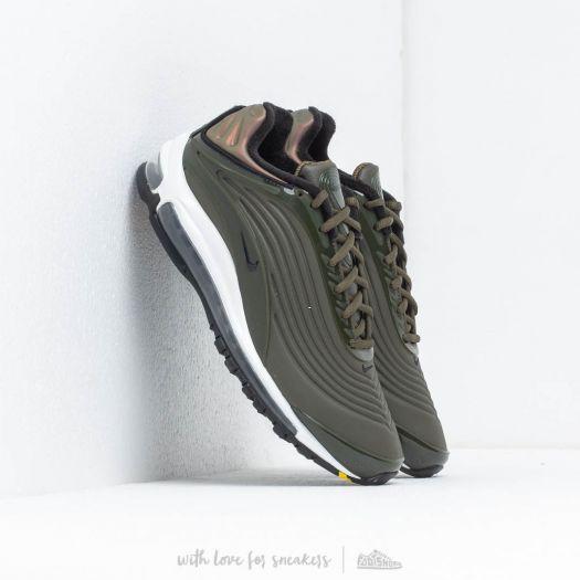 Nike Air Max Deluxe Se Cargo Khaki Black Amarillo White | Footshop