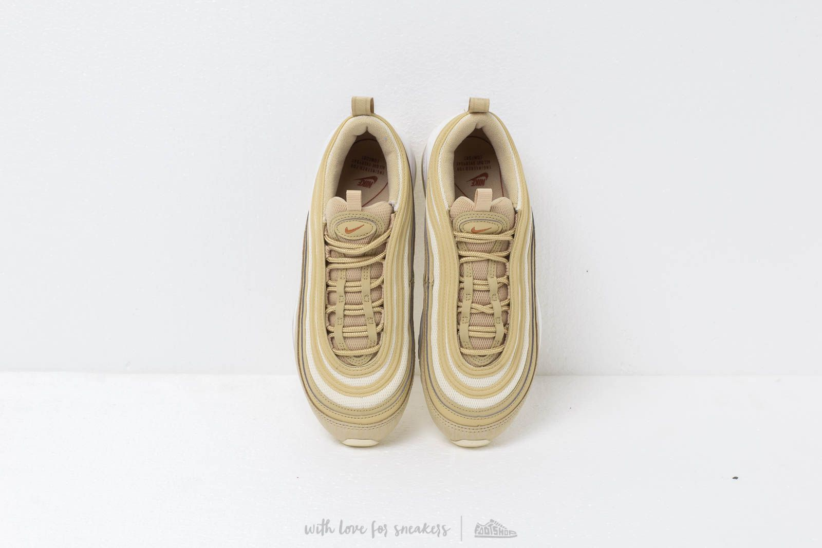 super popular 99070 71151 Nike W Air Max 97 Lx Bio Beige  Bio Beige-Light Carbon at a