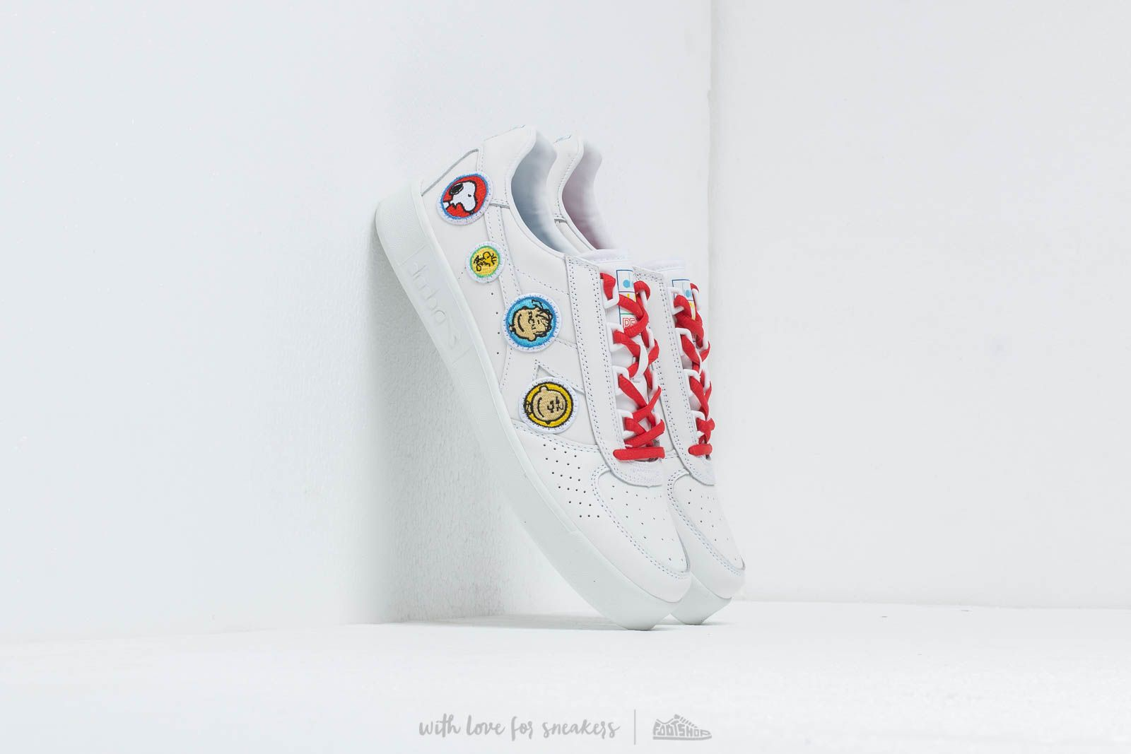 Diadora x LC23 x Peanuts B. ELITE White at a great price 106 € buy at Footshop