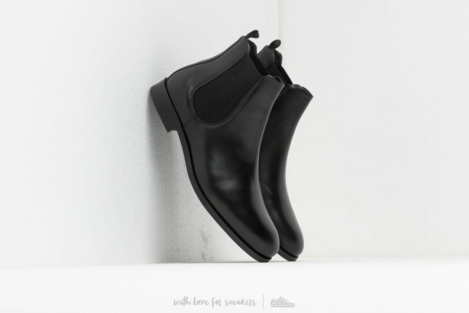 Men's shoes Royal Republiq Cast Classic Chelsea Noos Black