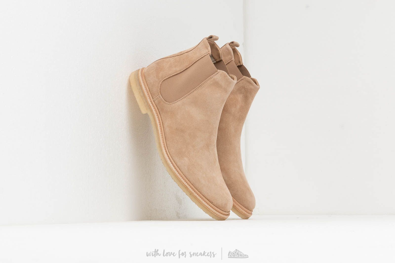 Royal Republiq Cast Crepe Chelsea Suede Camel at a great price 180 € buy at Footshop