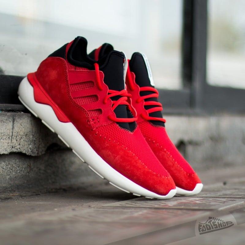 53d00c1e78af adidas Tubular Moc Runner Red Red CBlack