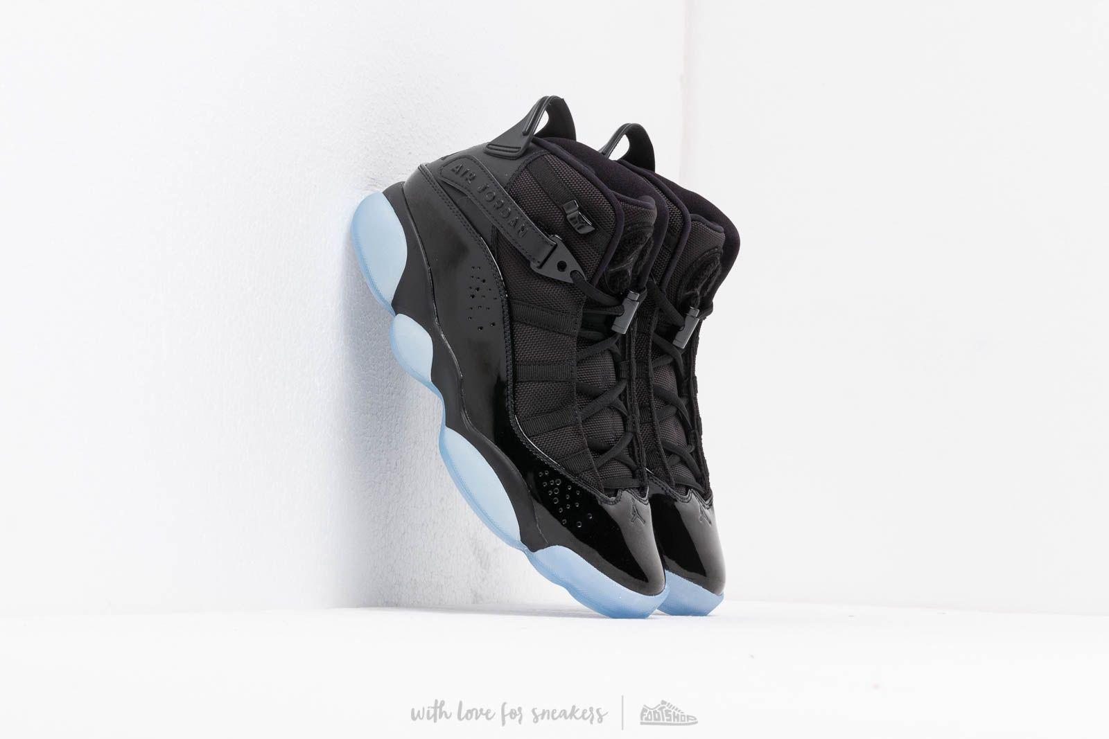 19602557c1b63 Jordan 6 Rings Black  Black-White a muy buen precio 148 € comprar en