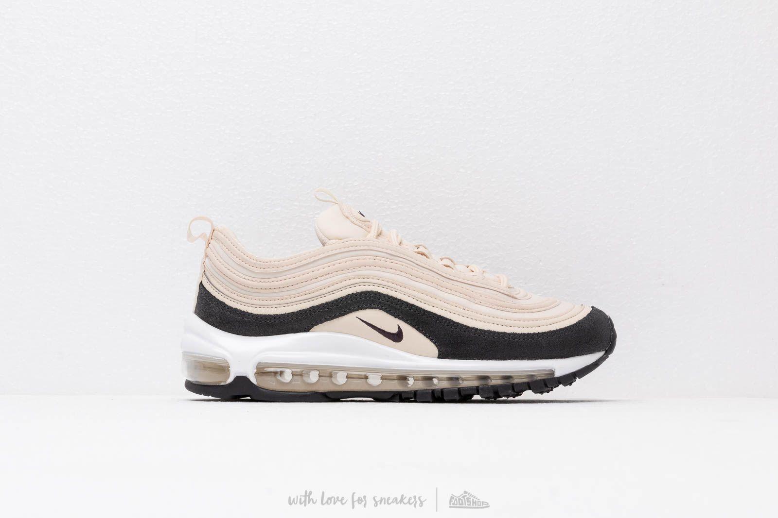 fc16b65706 Nike W Air Max 97 Premium Light Cream/ Oil Grey-Light Cream | Footshop