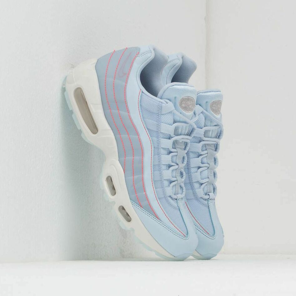 Nike Wmns Air Max 95 Se Half Blue/ Half Blue-Summit White