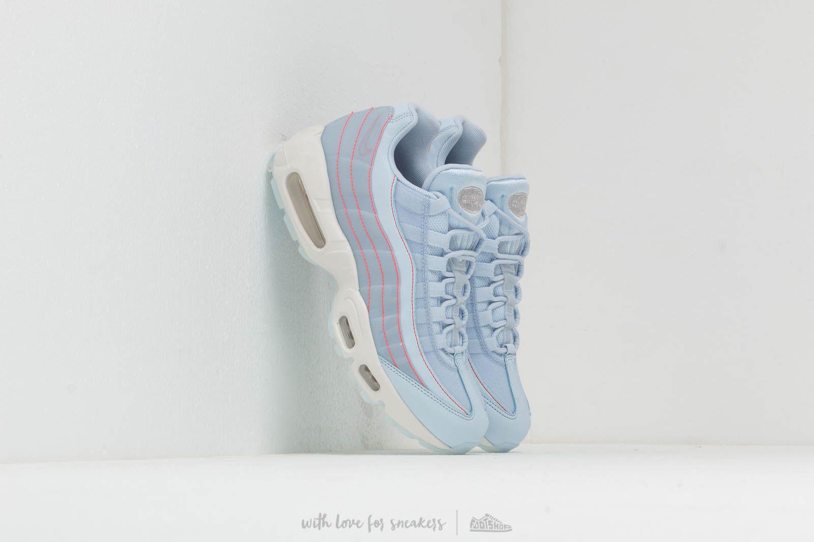 Nike Wmns Air Max 95 Se Half Blue  Half Blue-Summit White at a 2d1a07d2c