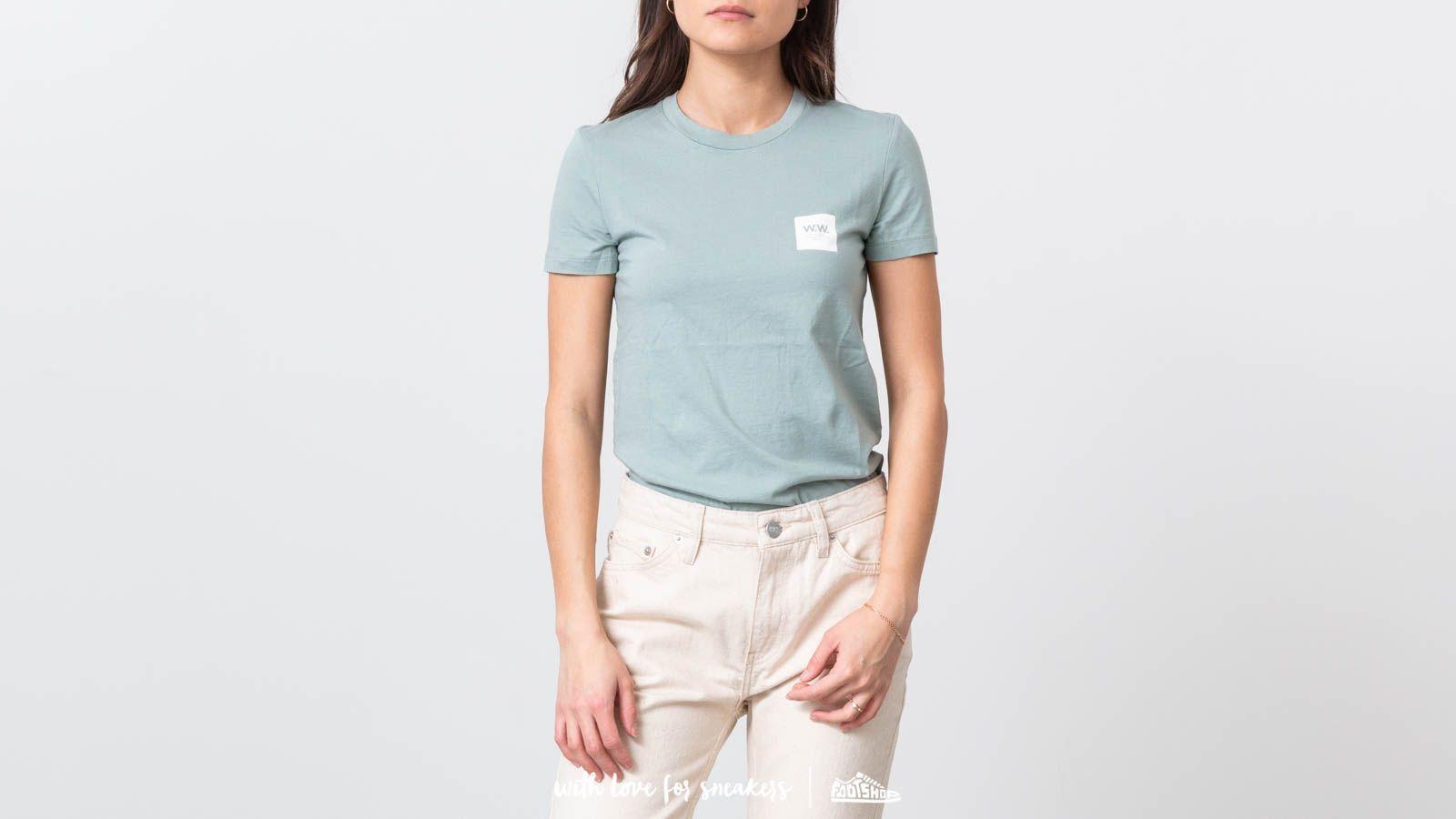 Majice i košulje WOOD WOOD Eden Tee Mint