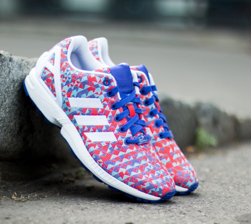 adidas ZX Flux Weave Nigth Flash/Ftwr White/Core black EUR 38