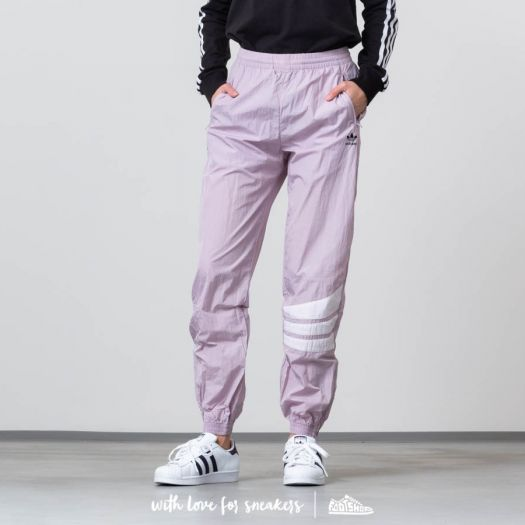 wylot szczegóły dla oficjalny dostawca adidas Originals Cuffed Pants Soft Vision | Footshop