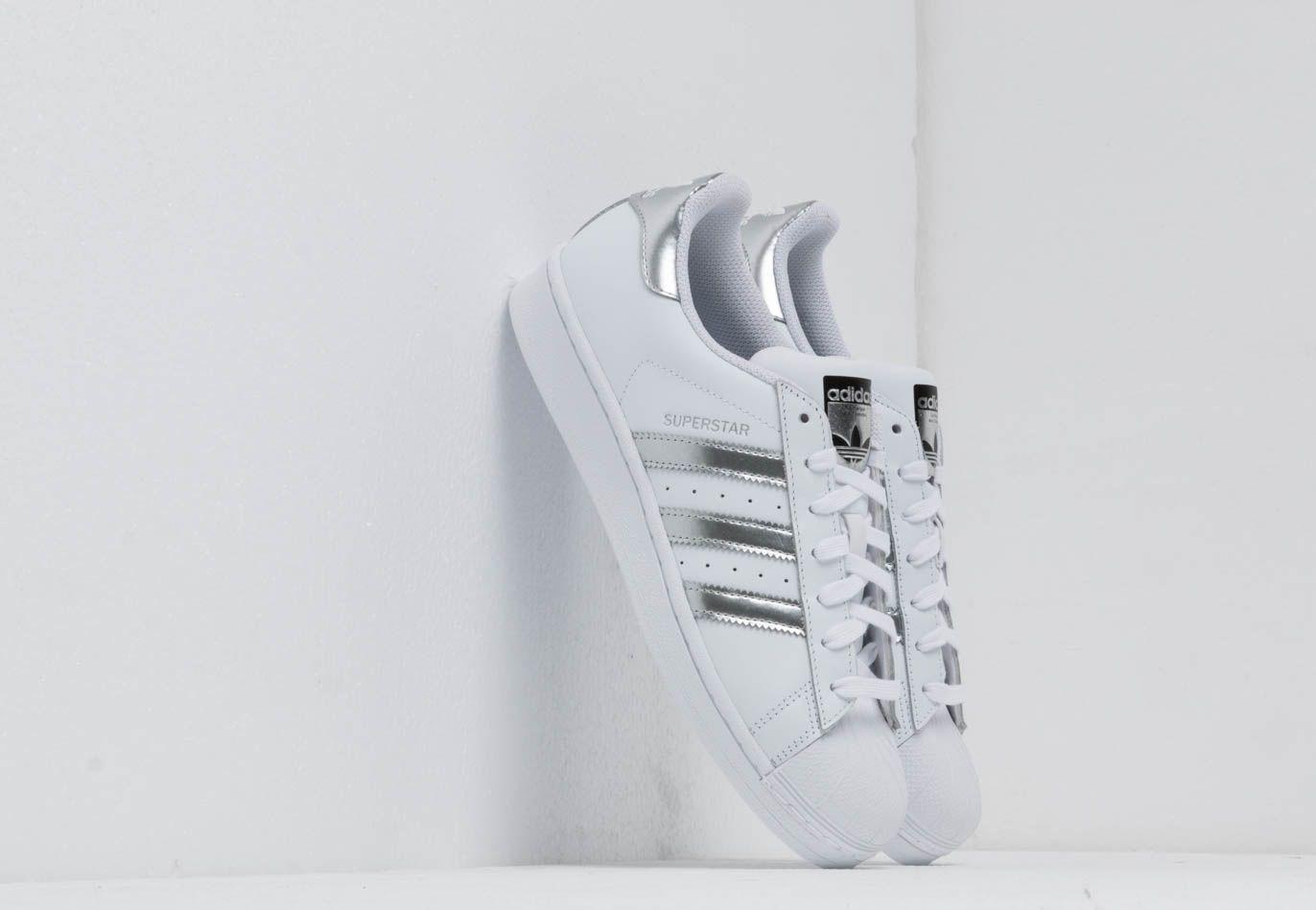 adidas Superstar Ftw White/ Silvmt/ Core Black EUR 38