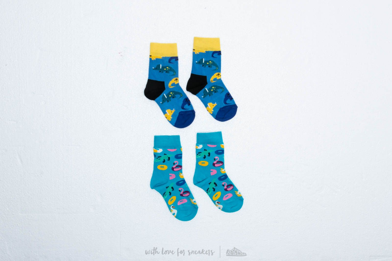 Happy Socks 2Pack Poolparty