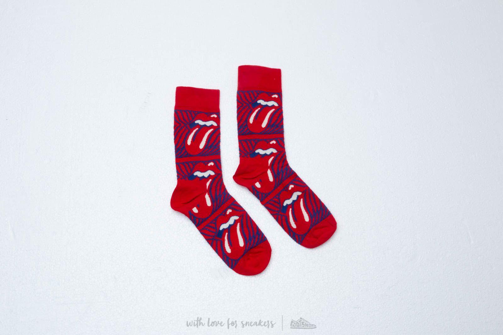 Happy Socks x Rolling Stones Stripe Me Up
