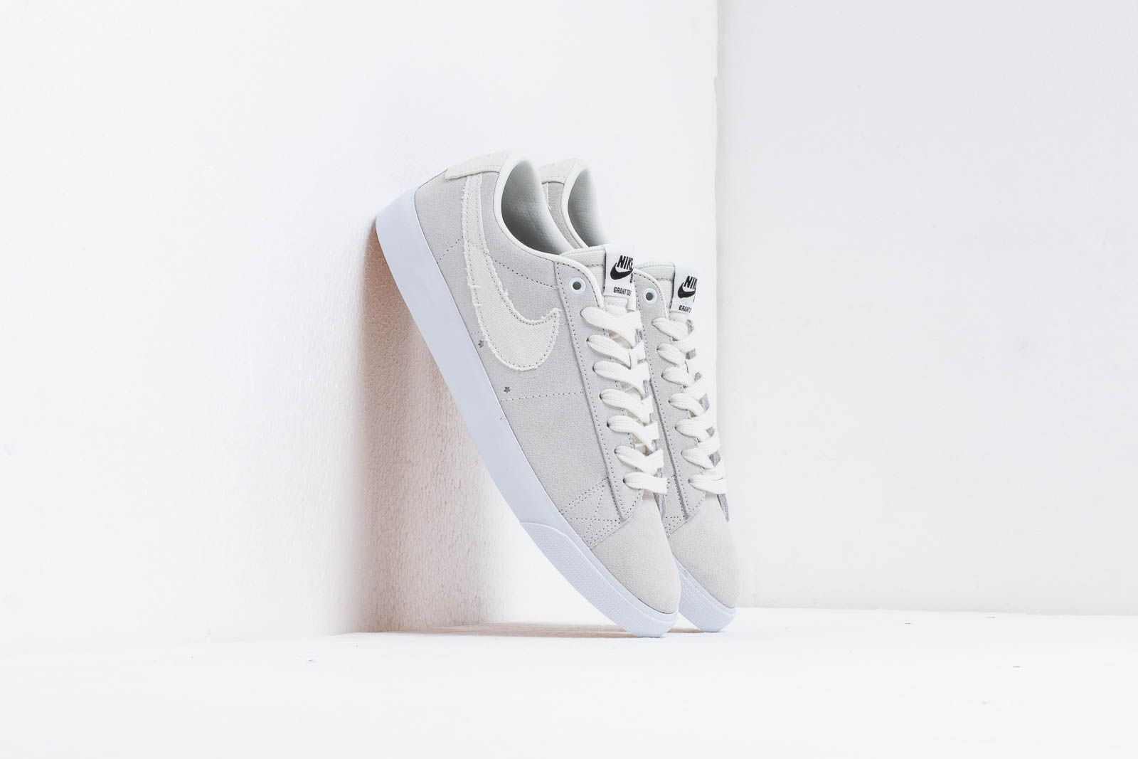 Men's shoes Nike Sb Zoom Blazer Low Gt Summit White/ Summit White-Obsidian