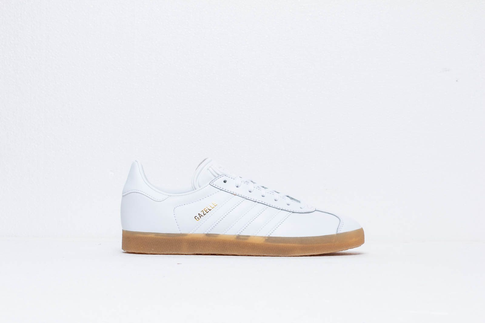 cheaper 372ea 3837a adidas Gazelle Ftw White  Ftw White  Gum4 at a great price £76 buy