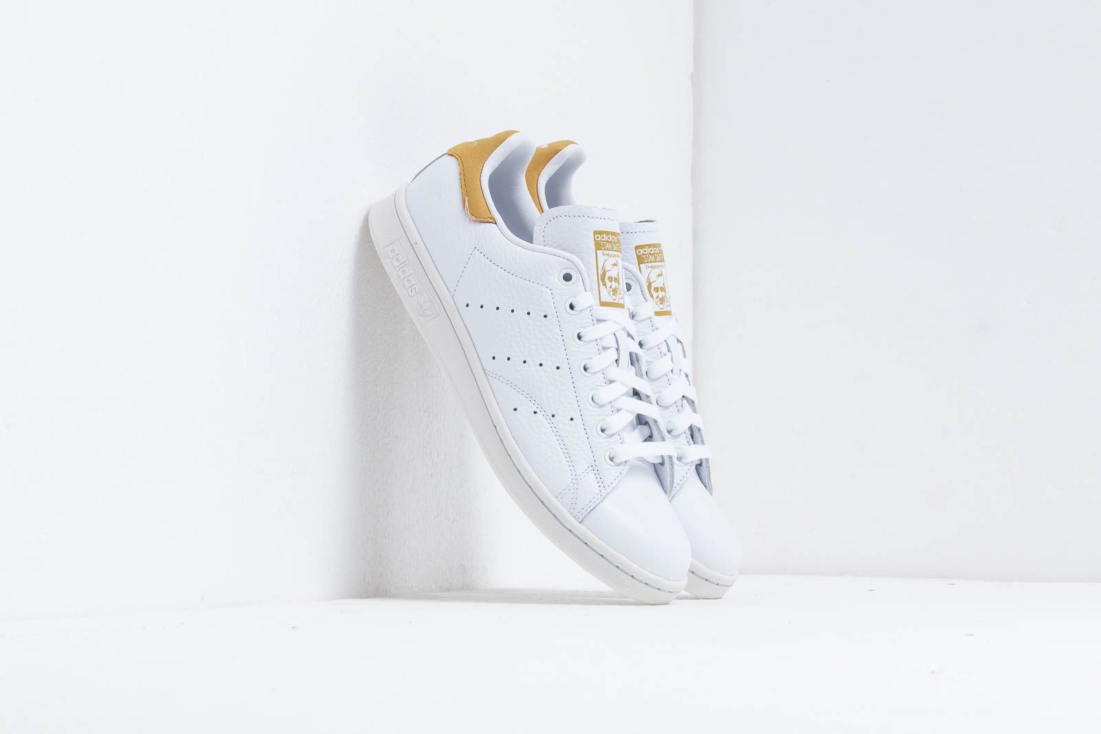 adidas Stan Smith Ftw White/ Ftw White/ Rawoch at a great price 106 € buy at Footshop
