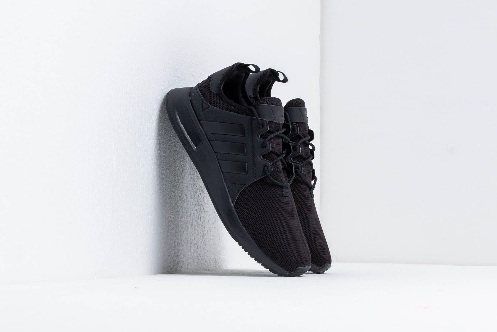 adidas X_PLR J Core Black/ Core Black/ Core Black