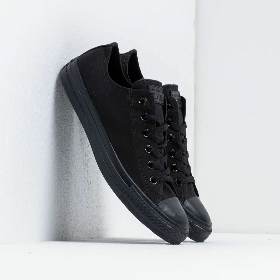 Converse Chuck Taylor All Star OX Black Monoch EUR 38