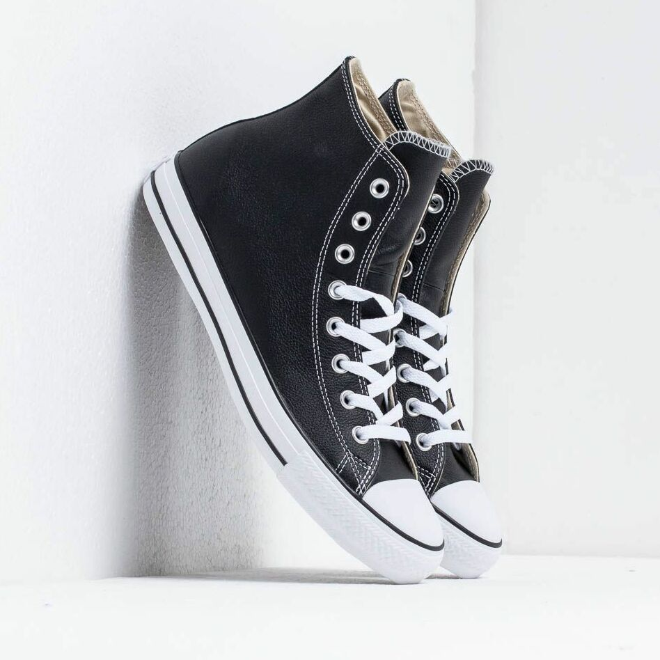 Converse Chuck Taylor All Star Hi Black EUR 36