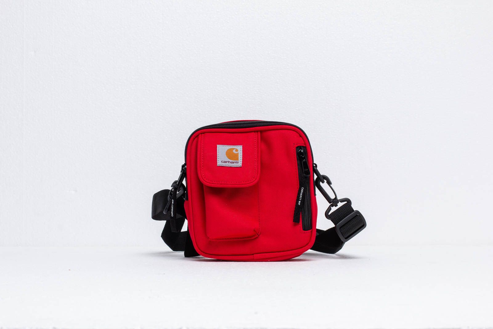 4e41b56100b1 Carhartt WIP Small Essentials Bag Cardinal at a great price 37 € buy at  Footshop