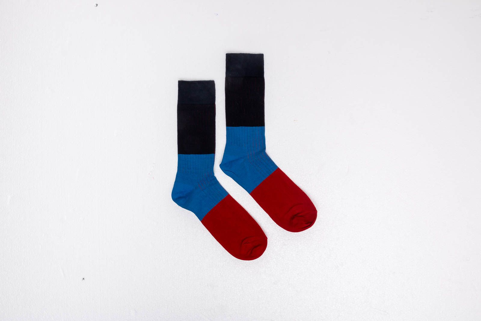 Happy Socks Block Rib