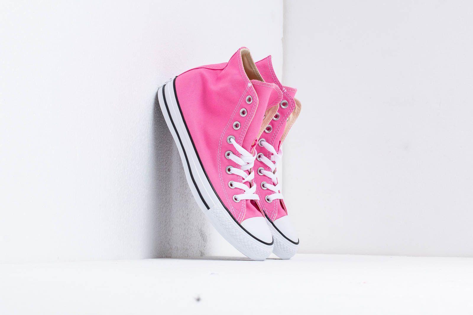 Converse All Star Hi Pink za skvělou cenu 1 990 Kč koupíte na Footshop.cz