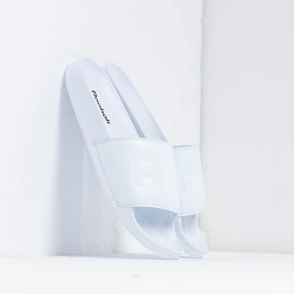 Reebok Classic Slide White/ White/ Black EUR 45.5