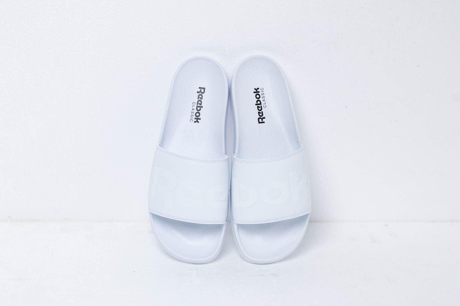 4085e2ae6b0 Reebok Classic Slide White  White  Black at a great price £24 buy at