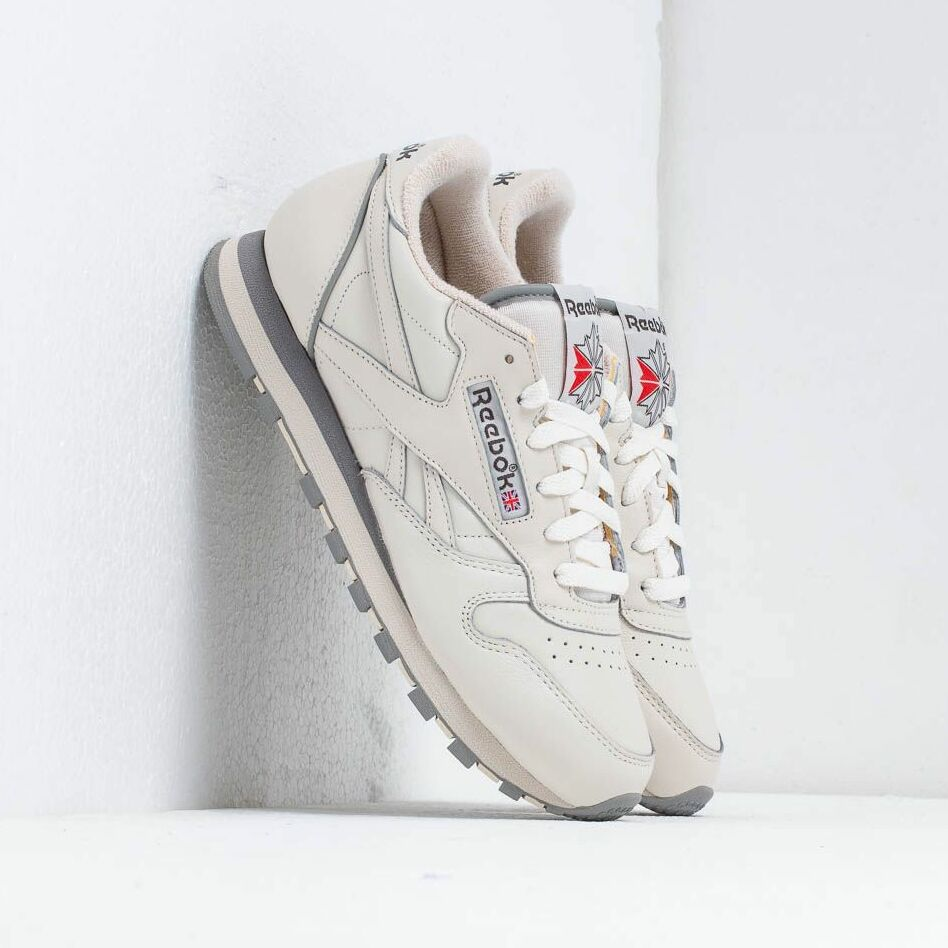 Reebok Classic Leather 1983 TV Chalk/ Paper White/ Carbon EUR 45.5