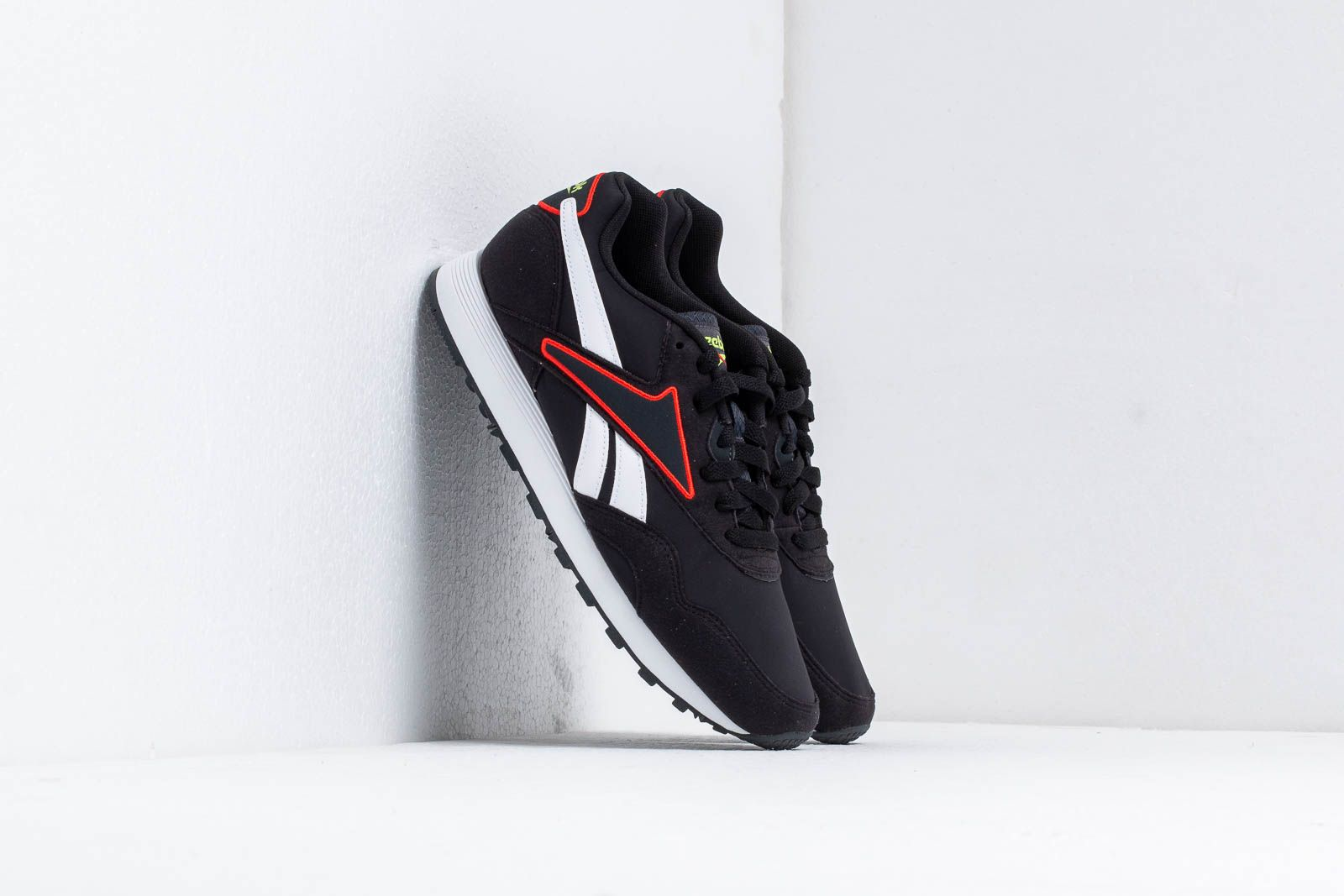 1deffd67762a68 Reebok Rapide MU Black  White  Grey  Red  Lime at a great price