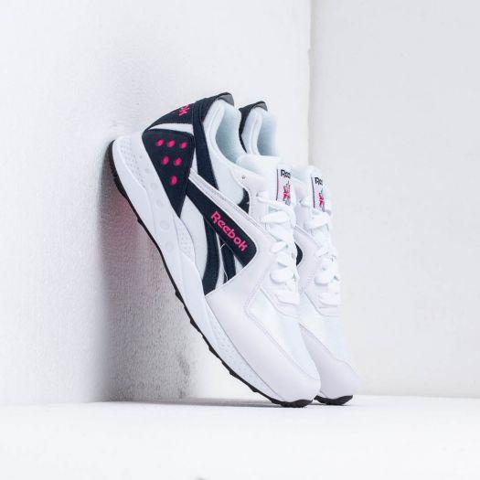 Reebok Pyro White Night Navy Pink Fusion | Footshop