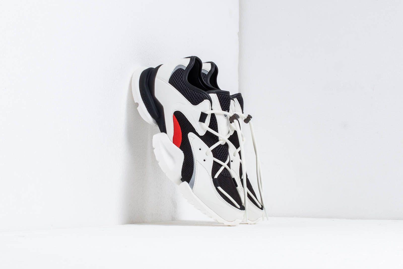 Reebok Run_R 96 Black/ Chalk/ Grey/ Carotene W super cenie 998 zł kupuj na Footshop.pl