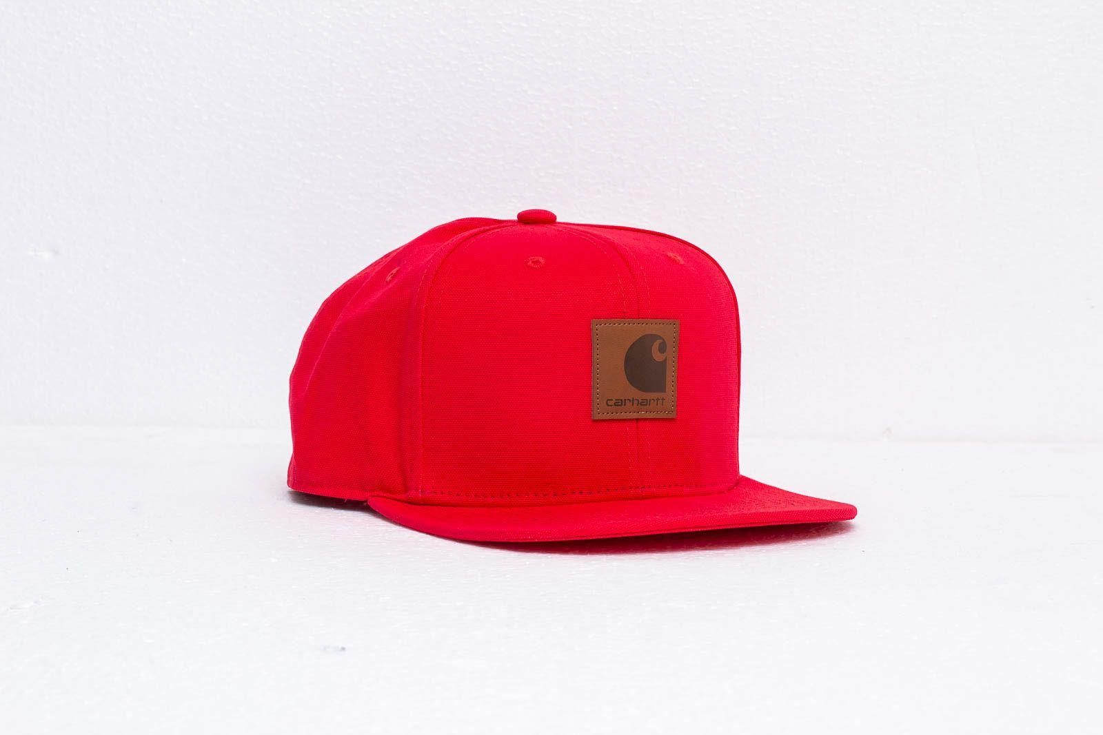 Carhart WIP Logo Cap Cardinal za skvělou cenu 790 Kč koupíte na Footshop.cz