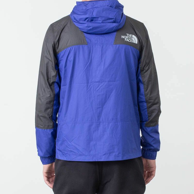 The North Face Mountain Light Windshell Jacket Lapis Blue