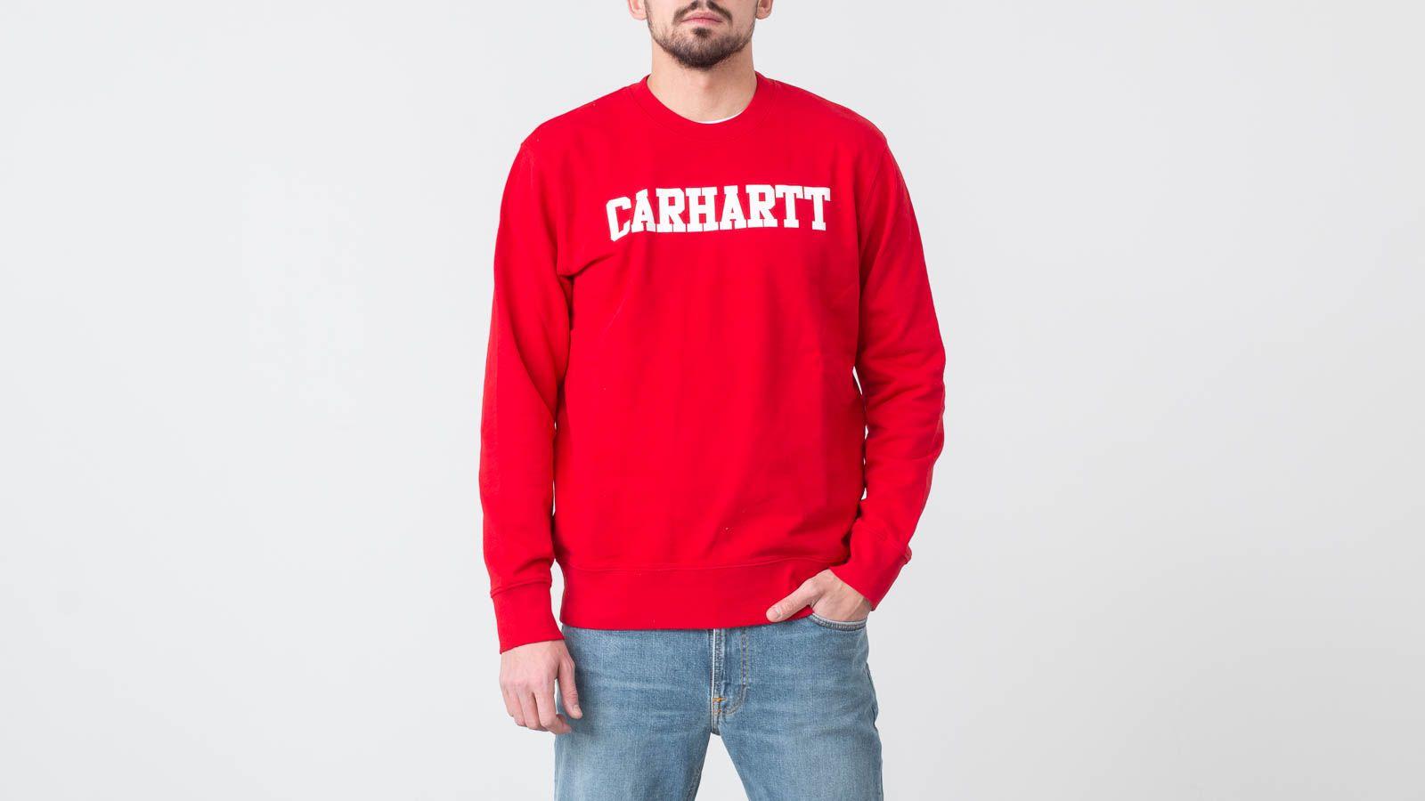 Carhartt WIP College Crewneck