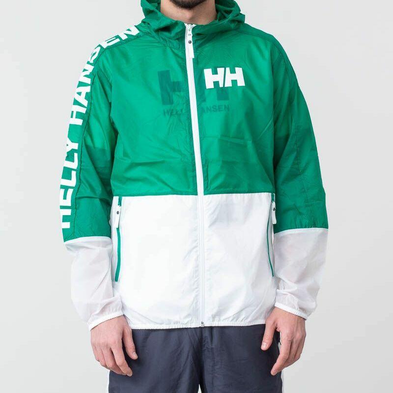 Helly Hansen Active Windbreaker Jacket Pepper Green