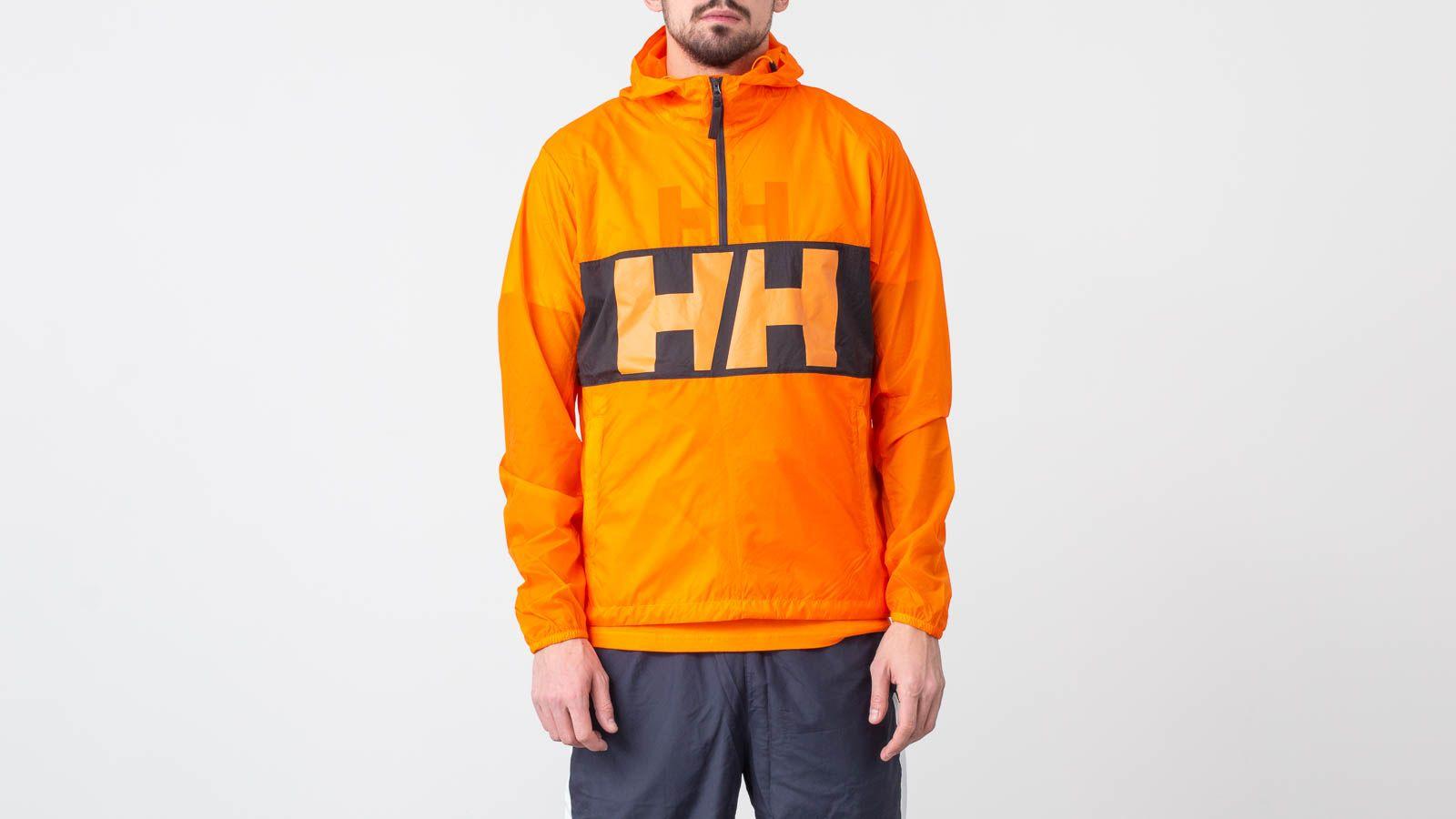 Helly Hansen Active Windbraker Anorak Blaze Orange za skvelú cenu 83 € kúpite na Footshop.sk