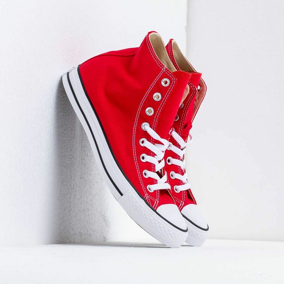 Converse All Star Hi Red EUR 42