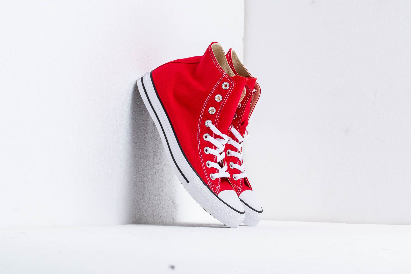 Men's shoes Converse All Star Hi Red
