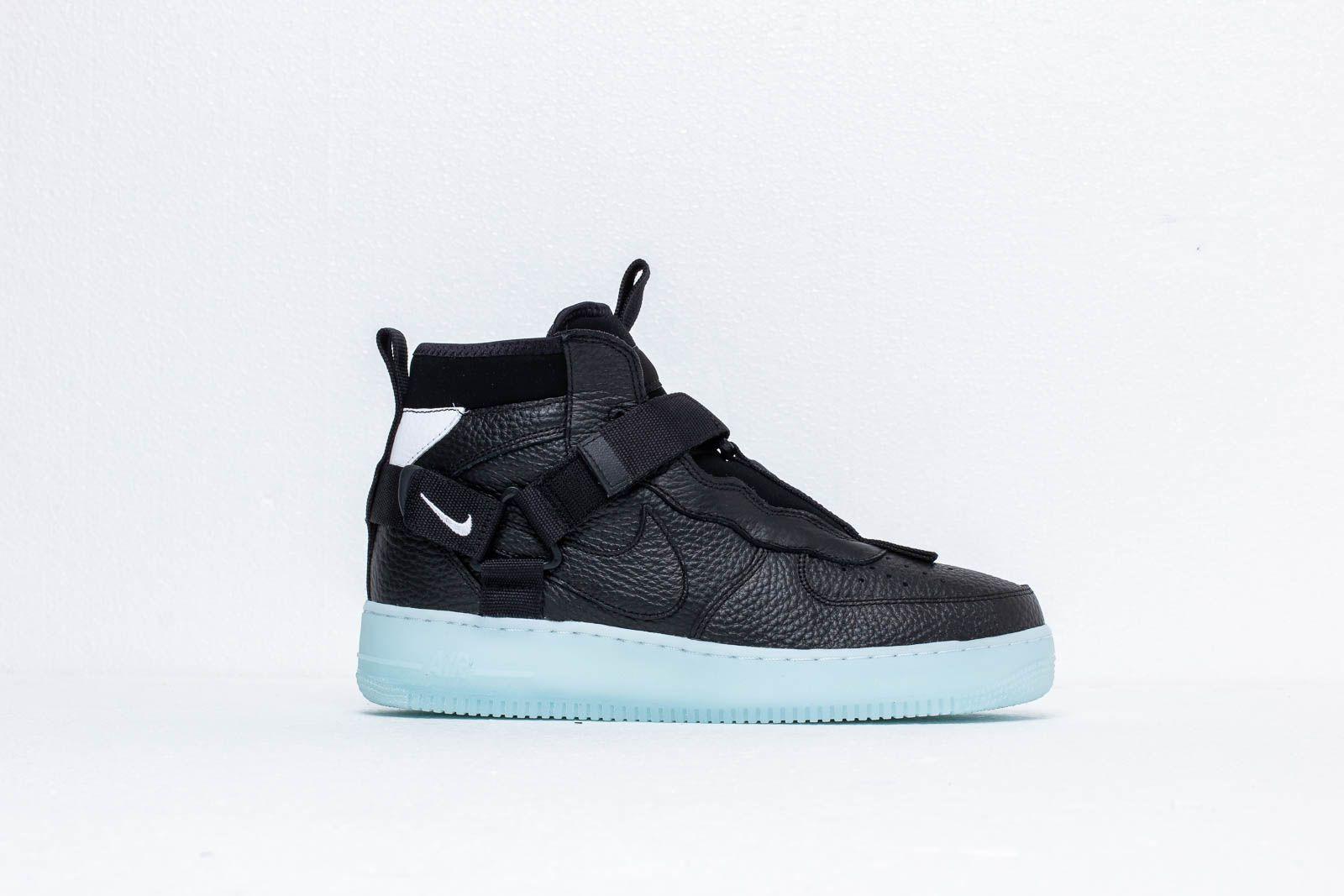 Half Nike WhiteFootshop 1 Blue Air Force Black Utility Mid bY6yfgv7