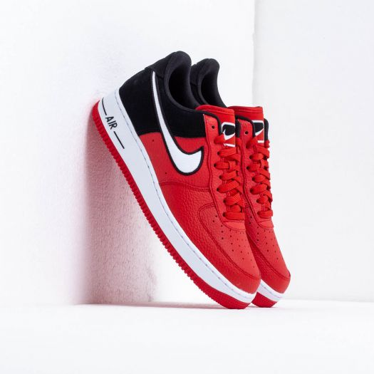 Nike Air Force 1 '07 Lv8 1 mystic redwhite black