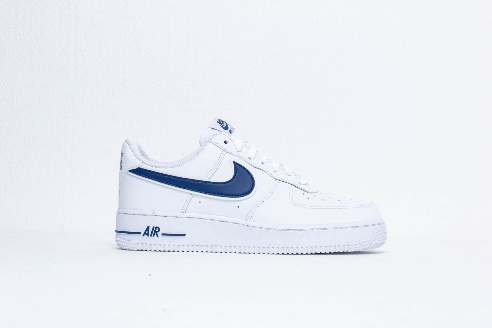 eaa115a8f05 Nike Air Force 1  07 3 White  Deep Royal at a great price 95