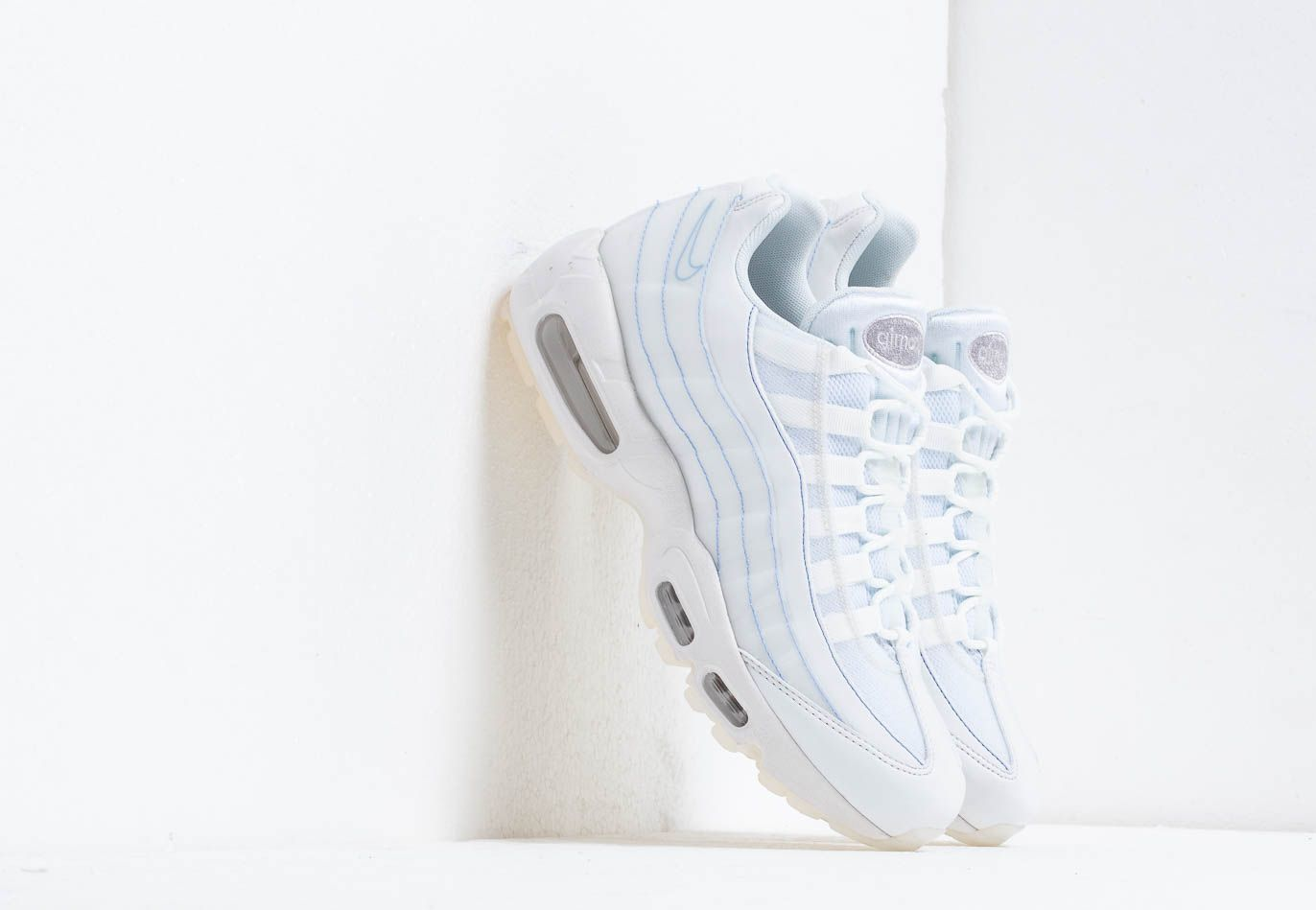 Nike Wmns Air Max 95 Se Summit White/ Summit White-Summit White