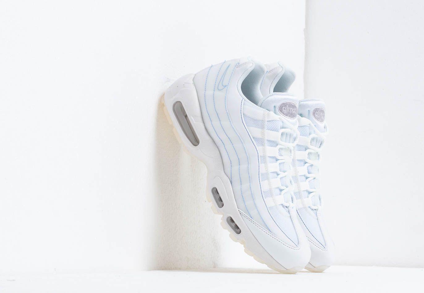 Nike Wmns Air Max 95 Se Summit White/ Summit White-Summit White EUR 42