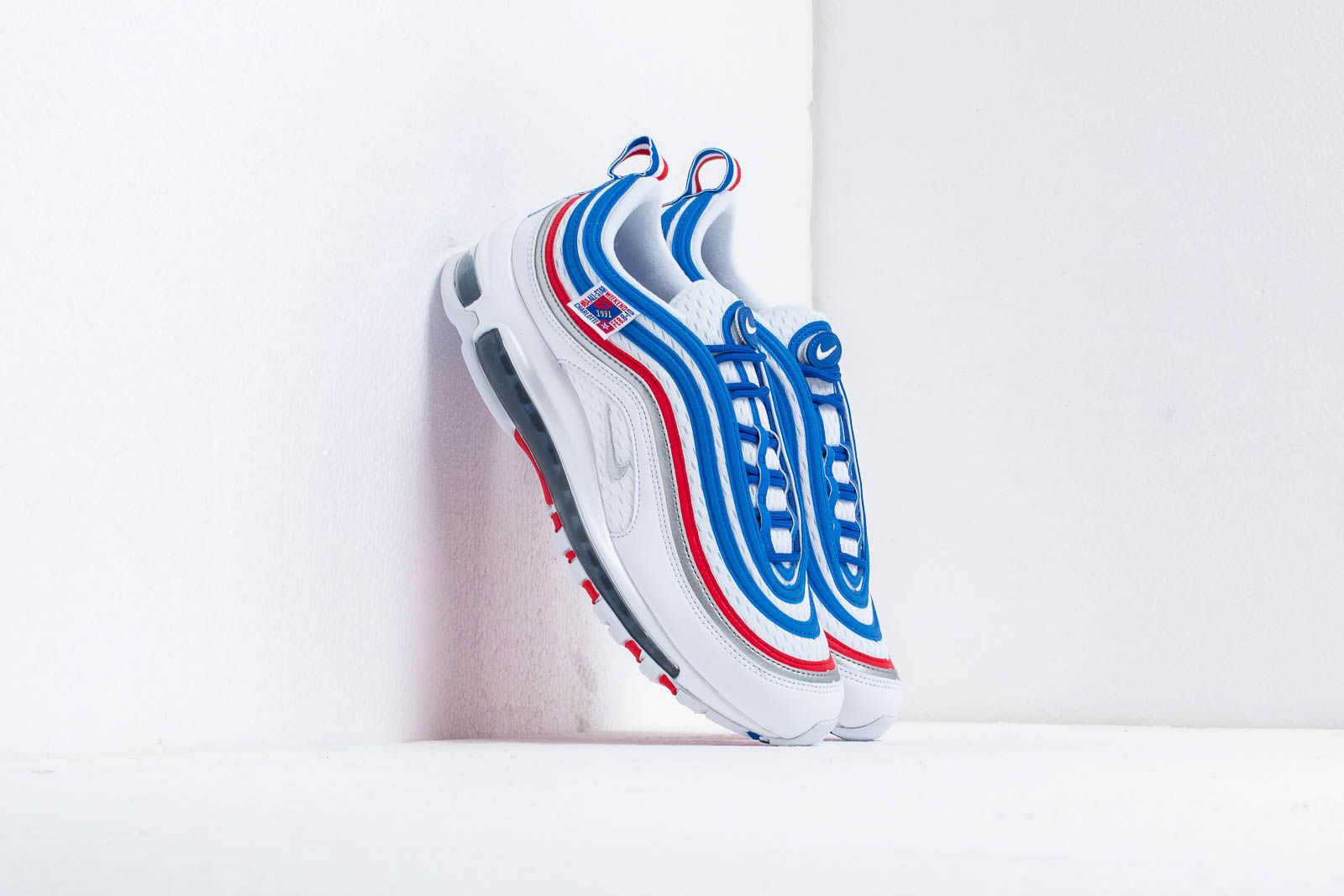 Nike Air Max 97 Game Royal/ Metallic Silver W super cenie 778 zł kupuj na Footshop.pl