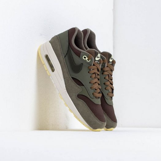 Nike Wmns Air Max 1 Sequoia/ Sequoia-Medium Olive | Footshop