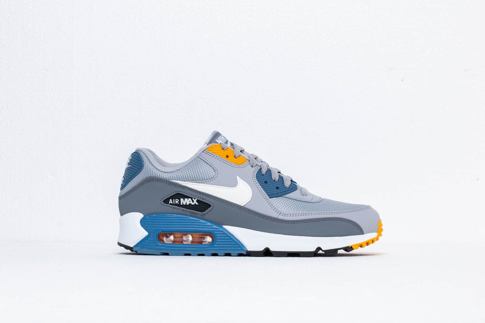 competitive price 89de4 e583f Nike Air Max 90 Essential Wolf Grey  White-Indigo Storm at a great price
